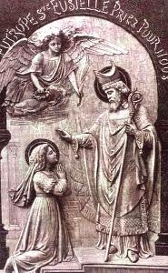 Saint Eustelle, or Star.