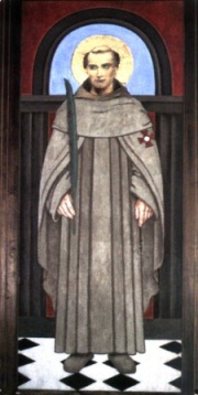 St. Richard Reynolds, the Angel of Syon.